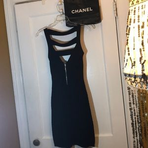 Black quality dress